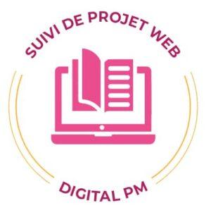 Icone Suivi de projet web-